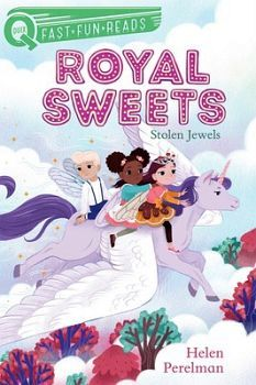STOLEN JEWELS: ROYAL SWEETS 3