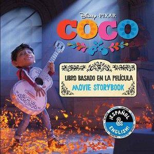 DISNEY # 4: COCO MOVIE STORYBOOK