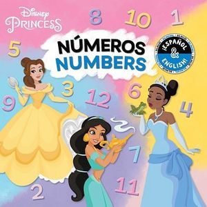 DISNEY BILINGUAL # 2: NUMBERS / NUMEROS