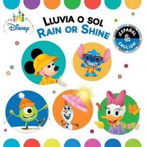 DISNEY BILINGUAL # 14: RAIN OR SHINE / LLUVIA O SOL