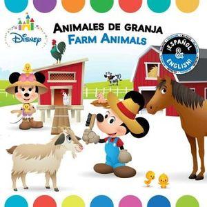 DISNEY BILINGUAL # 15: FARM ANIMALS /ANIMALES DE GRANJA