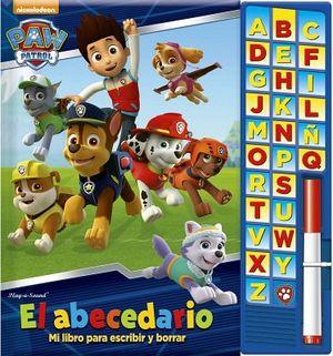 PAW PATROL -EL ABECEDARIO-  (PLAY A SOUND/CON PLUMON)