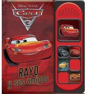 CARS 3 -RAYO Y SUS AMIGOS -        (C/SONIDOS)