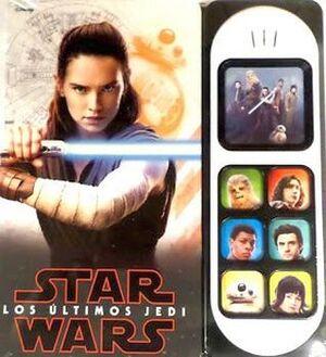 STAR WARS -LOS ULTIMOS JEDI- (C/SONIDOS)