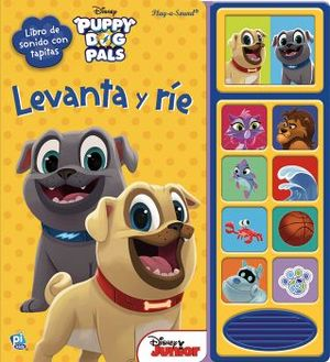 DISNEY PUPPY DOG PALS -LEVANTA Y RIE- (PLAY-A-SOUND)