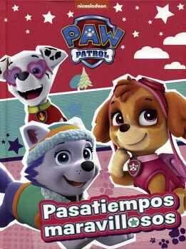 PAW PATROL -PASATIEMPOS MARAVILLOSOS-     (EMPASTADO)