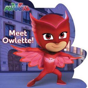 MEET OWLETTE! -BOARD BOOKS-