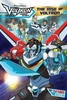 VOLTRON #1: THE RISE OF VOLTRON