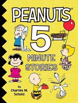PEANUTS 5 MINUTES STORIES