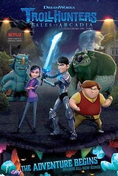 TROLLHUNTERS # 1: THE ADVENTURE BEGINS