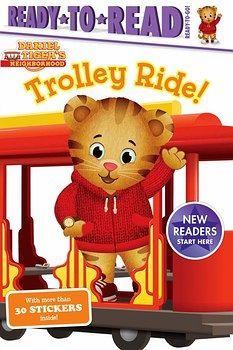 DANIEL TIGER'S NEIGHBORHOOD: TROLLEY RIDE!