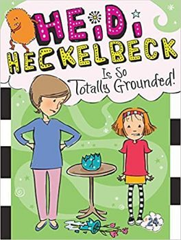 HEIDI HECKELBECK # 24: IS SO TOTALLY GROUNDED!