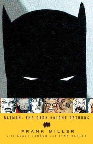 BATMAN: THE DARK KNIGHT RETUNRS