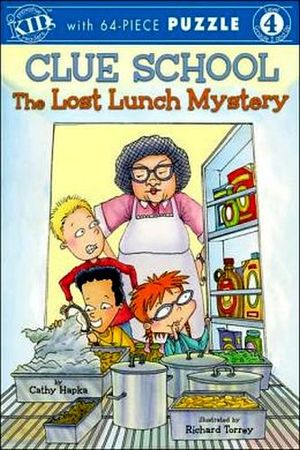 CLUE SCHOOL-THE LOST LUNCH