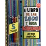 LIBRO DE LAS 1000 Y UNA ACTIVIDADES        KL-967