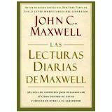 LECTURAS DIARIAS DE MAXWELL, LAS (EMPASTADO)