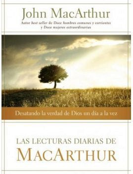 LECTURAS DIARIAS DE MACARTHUR, LAS        (EMPASTADO)