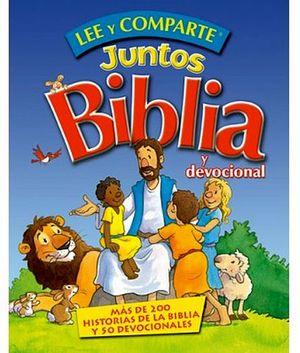 LEE Y COMPARTE JUNTOS -BIBLIA Y DEVOCIONAL-