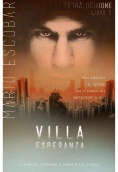 VILLA ESPERANZA -LIBRO 3/TETRALOGIA IONE-