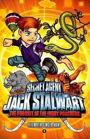 SECRET AGENT JACK STALWART: THE PURSUIT OF THE IVORY PORACHERS