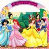 DISNEY PRINCESA (8 LIBROS DE CARTON)
