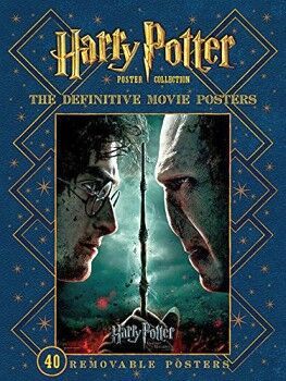 HARRY POTTER POSTER COLLECTION (THE DEFINITIVE MOVIE)