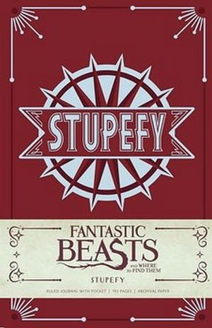 FANTASTIC BEASTS & WHERE TO FIND THEM: STUPEFY HARDCOVER