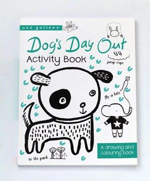 DOG'S DAY OUT ACTIVITY BOOK