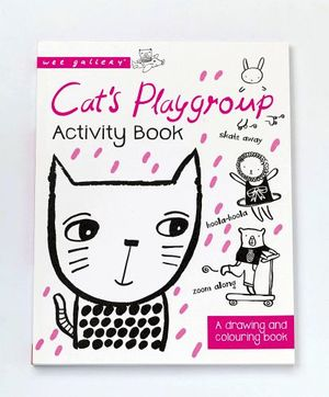 CAT'S PLAYGROUP ACTIVITY BOOK