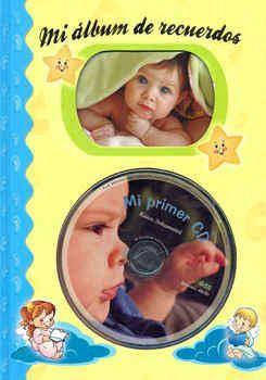 MI LIBRO DE RECUERDOS C/CD (ALBUM)