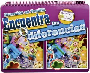 DIVERSION EN FAMILIA -ENCUENTRA LAS DIFERENCIAS- (ESCRIBE Y BORRA
