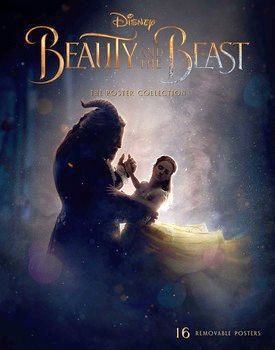 BEAUTY AND THE BEAST 16 REMOVABLE POSTERS