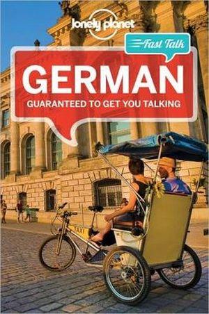 LONLEY PLANET FAST TALK GERMAN 2