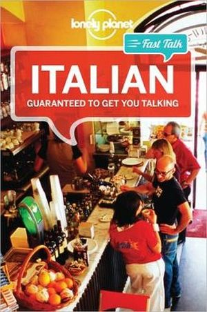 LONELY PLANET FAST TALK ITALIAN 3
