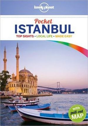 LONELY PLANET POCKET STANBUL