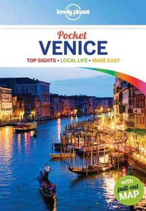 LONELY PLANET POCKET VENICE 3TH