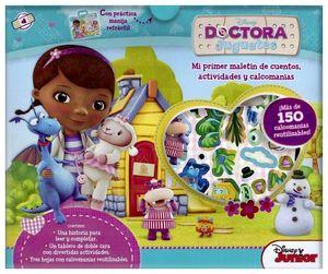 DOCTORA JUGUETES -MI PRIMER MALETIN DE CUENTOS, ACTIVID. Y CAL.-