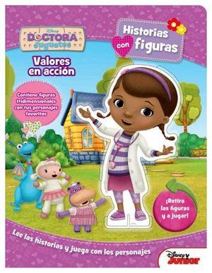 DOCTORA JUGUETES -VALORES EN ACCION- (HISTORIAS CON FIGURAS)