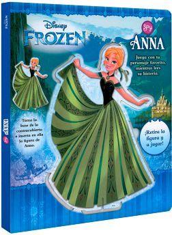 DISNEY FROZEN -SOY ANNA-