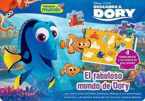 BUSCANDO A DORY -EL FABULOSO MUNDO DE DORY- (C/4 ROMP./ESTENCIL)