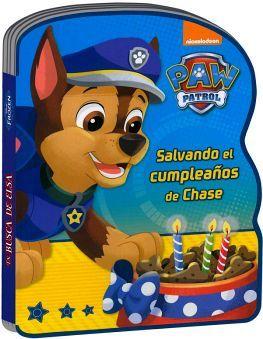 PAW PATROL -SALVANDO EL CUMPLEAÑOS DE CHASE-