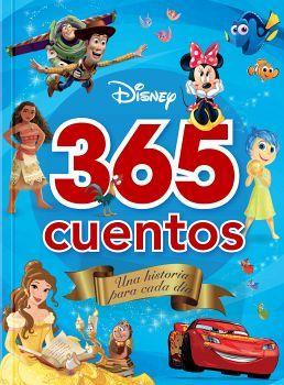 DISNEY 365 CUENTOS -UNA HISTORIA PARA CADA DIA- (EMPASTADO)
