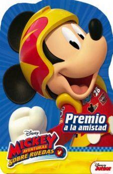 DISNEY MICKEY AVENTURAS SOBRE RUEDAS -PREMIO A LA AMISTAD-