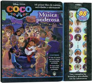DISNEY PIXAR COCO -MUSICA PODEROSA- (MI PRIMER LIBRO DE CUENTOS)