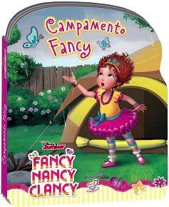 DISNEY JUNIOR FANCY NANCY CLANCY -CAMPAMENTO FANCY- (CARTONE)