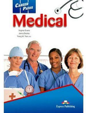 CAREER PATHS MEDICAL STUDENT BOOK                           C/CD