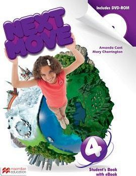 NEXT MOVE 4 PACK STUDENT BOOK + EBOOK