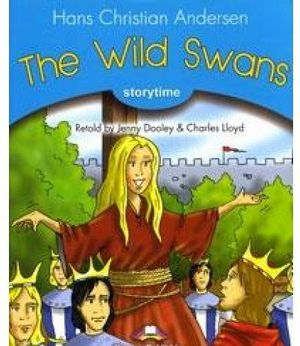 THE WILD SWANS PUPIL'S BOOK (STORYTIME)