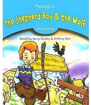 THE SHEPHERD BOY & THE WOLF PUPIL'S BOOK (STORYTIME)