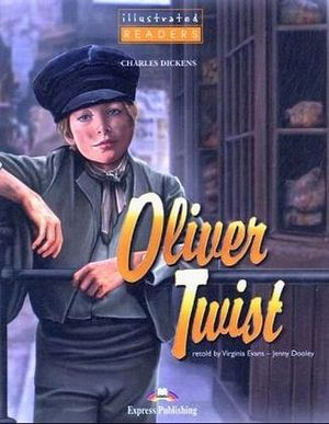 OLIVER TWIST BOOK (ILLUSTRATED)